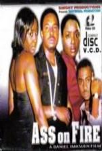 Ass On Fire (2006) afişi