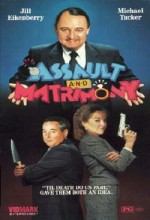 Assault And Matrimony (1987) afişi