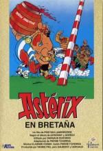 Asteriks Britanya'da (1986) afişi
