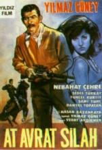 At Avrat Silah (1966) afişi