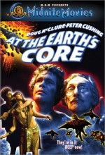 At The Earth's Core (1976) afişi