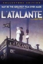 Atalante (1934) afişi