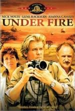 Ateş Altında (1983) afişi