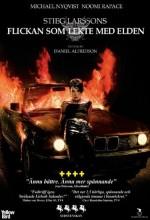 Ateşle Oynayan Kız (2009) afişi