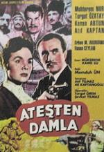 Ateşten Damla (1960) afişi