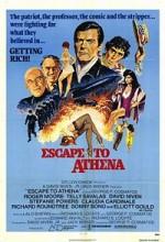 Atina'ya Kaçış (1979) afişi