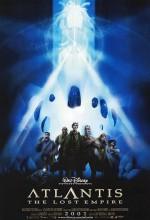 Atlantis: Kayıp İmparatorluk (2001) afişi