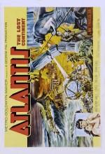 Atlantis, The Lost Continent (1961) afişi