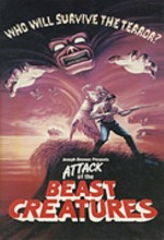 Attack of the Beast Creatures (1983) afişi