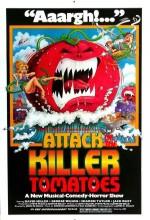 Attack Of The Killer Tomatoes!  (ı) (1978) afişi
