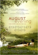 August Evening (2007) afişi