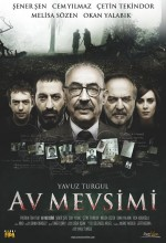 Av Mevsimi (2010) afişi