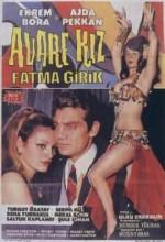 Avare Kız (1966) afişi