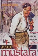 Avare Mustafa (1961) afişi