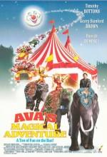 Ava's Magical Adventure (1994) afişi