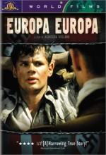 Avrupa Avrupa (1990) afişi