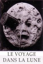 Aya Seyahat (1902) afişi