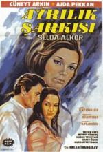 Ayrılık şarkısı (1966) afişi