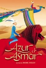 Azur Ve Asmar (2006) afişi