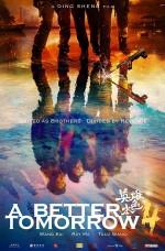 A Better Tomorrow 4 (2018) afişi