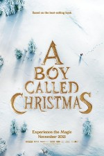 A Boy Called Christmas (2021) afişi