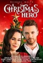 A Christmas Hero (2020) afişi