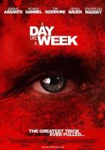 A Day Like a Week (2016) afişi