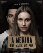 A Menina que Matou os Pais (2020) afişi