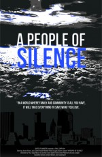 A People of Silence (2017) afişi