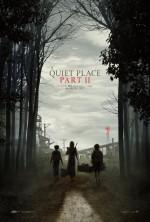 A Quiet Place 2 (2020) afişi