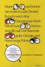 A Severed Head (1971) afişi