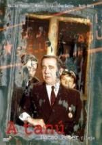 A tanú (1969) afişi