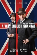 A Very English Scandal (2018) afişi
