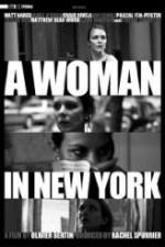 A Woman in New York (2012) afişi