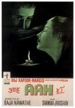 Aah (1953) afişi