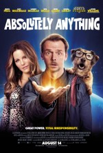 Absolutely Anything (2015) afişi