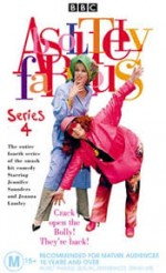 Absolutely Fabulous Sezon 4 (2001) afişi