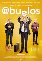 Abuelos (2019) afişi