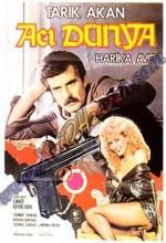 Acı Dünya (1986) afişi