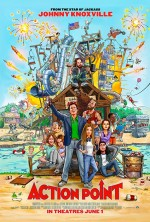 Action Point (2018) afişi