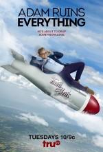 Adam Ruins Everything Sezon 1 (2015) afişi