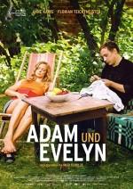 Adam und Evelyn (2018) afişi