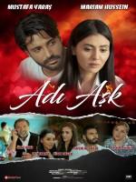 Adı Aşk (2018) afişi
