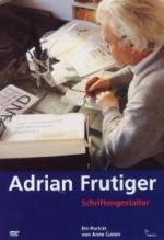 Adrian Frutiger - Schriftengestalter (1999) afişi