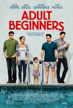 Adult Beginners (2014) afişi