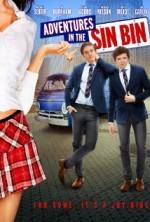 Adventures in the Sin Bin (2012) afişi