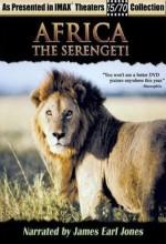 Africa The Serengeti (1994) afişi