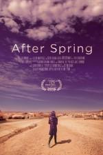 After Spring (2016) afişi