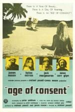 Age Of Consent (1969) afişi