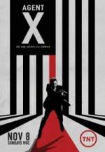 Agent X (2015) afişi